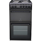 more details on Hotpoint HW170EKS Electric Cooker - Black.