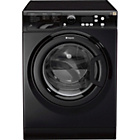 more details on Hotpoint WMXTF942K 9KG 1400 Spin Washing Machine - Black/Ins
