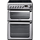 more details on Hotpoint HUE62X S.0 Electric Cooker - SSteel/Ins/Del/Rec.