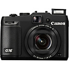 more details on Canon Powershot G16 12.1MP Premium Compact Camera - Black.