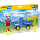 more details on Playmobil 123 Tow Truck.