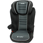 more details on Nania Rway Agora Group 2-3 High Back Booster Seat - Storm.