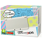 more details on New Nintendo 3DS Console - White.
