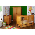 more details on Obaby York 3 Piece Nursery Furniture Set - Country Pine.