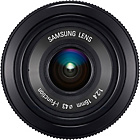 more details on Samsung 16mm f/2.4 NX Wide Angle Lens.