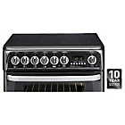 more details on Hotpoint CH60EKKS Electric Twin Cavity Cooker - Ins/Del/Rec.