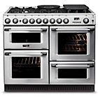 more details on Hotpoint CH10750GF S Range Cooker - Stainless Steel/Ins.