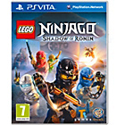 more details on LEGO Ninjago: Shadow of Ronin PS Vita Game.