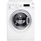 more details on Hotpoint SWMD9637XR 9KG 1600 Washing Machine - Ins/Del/Rec.