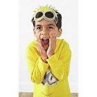 more details on Pack of 12 Party Masks - Minions.