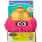 more details on Sesame Street Isabel Furchester Ring and Ding Soft Toy.