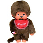 more details on Bandai Monchhichi Classic Boy Plush Doll.