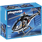 more details on Playmobil Tactical Unit Helicopter.