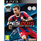 more details on Pro Evolution Soccer 2015 PS3 Game.