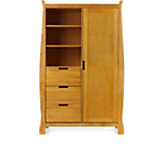 more details on Obaby Lincoln Wardrobe - Country Pine.
