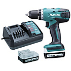 more details on Makita 14.4v Li-on Drill Driver with 2 Batteries.