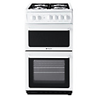 more details on Hotpoint HAG51 White Single Gas Cooker - Instal/Del/Recycle.
