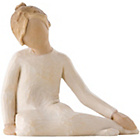 more details on Willow Tree Thoughtful Child Figurine.