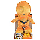 more details on Star Wars 10 inch Plush C-3PO.