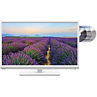 more details on Toshiba 24D1534 24 inch LED TV DVD Combi - White.