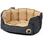 more details on Petface Oxford Small Dog Bed - Cream.