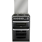 more details on Hotpoint Cannon CH60GCIK Freestanding Gas Cooker - Black.