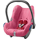 more details on Maxi-Cosi Summer Cabriofix Car Seat Cover - Pink.