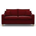 more details on Heart of House Newbury Fabric Sofa Bed - Wine.