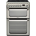 more details on Hotpoint HUI611X Electric Cooker - Stainless Steel.