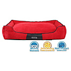 more details on Scruffs Milan Large Dog Memory Foam Box Bed - Cherry.