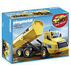 more details on Playmobil Industrial Dump Truck.