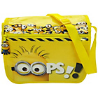 more details on Minions Messenger Bag - Blue and Yellow.