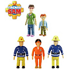 more details on Fireman Sam Figure Pack.