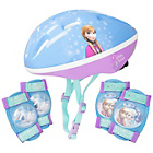 more details on Disney Frozen Bike Helmet and Pads - Girl's.