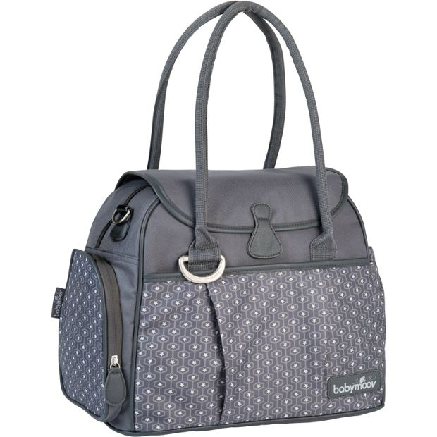 buy babymoov style changing bag zinc at your online shop for changing bags baby. Black Bedroom Furniture Sets. Home Design Ideas
