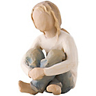 more details on Willow Tree Spirited Child Figurine.