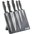 more details on Russell Hobbs Deluxe Venus 5 Piece Knife Block.