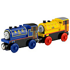 more details on Thomas and Friends Wooden Railway Bill and Ben 2 pack.