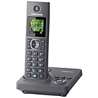 more details on Panasonic KX-TG7921E Cordless Telephone/Answer M/c - Single.
