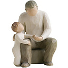 more details on Willow Tree Grandfather Figurine.