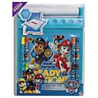 more details on Paw Patrol Jumbo Roll and Go Art Desk.