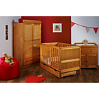 more details on Obaby Newark 3 Piece Nursery Furniture Set - Country Pine.