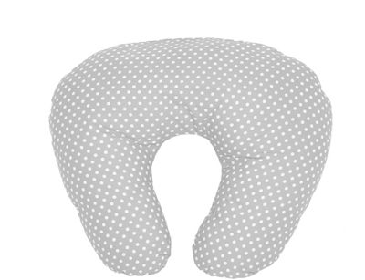Buy Baby Elegance Nursing Pillow Grey Dot At Argos Co Uk