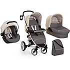 more details on Hauck Malibu XL All in One Travel System - Rock.