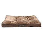 more details on Scruffs Chester Large Dog Mattress - Brown.