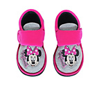 more details on Disney Minnie Mouse Girls' Pink Slippers - Size 8.