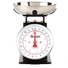 more details on Swan 5kg Platform Kitchen Scale - Black.