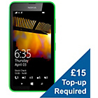 more details on O2 Nokia Lumia 635 Mobile Phone - Green.