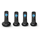 more details on BT 3540 Cordless Telephone with Answer Machine - Quad.