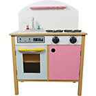 more details on Primary Products Pink Play Kitchen.